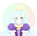 Princess Moon Butterfly  in Anime