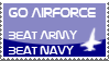 Go Airforce Stamp by woodsy900