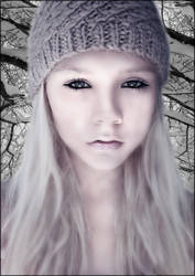 snow girl by Emma-Design