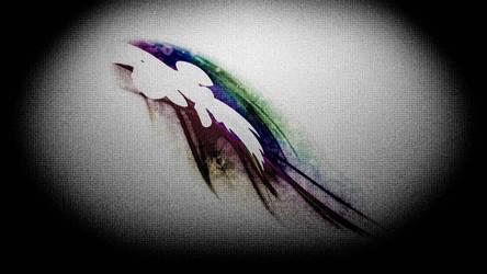 Zoxxiify's - MLP:FiM Rainbow Dash Wallpaper