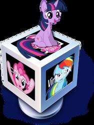 Vitualbox pony icon