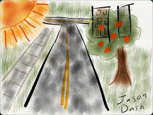 My Park Sketch