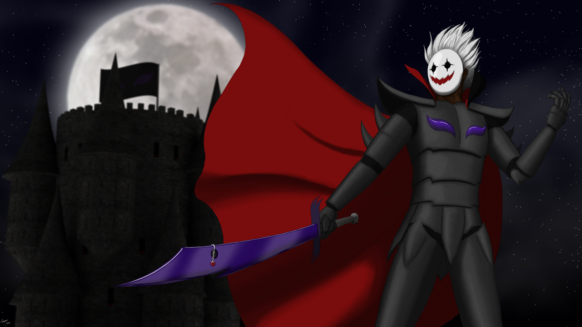 Vergan, The Black Knight by Vergan