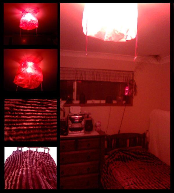 dark red bedroom theme by scar let on deviantart