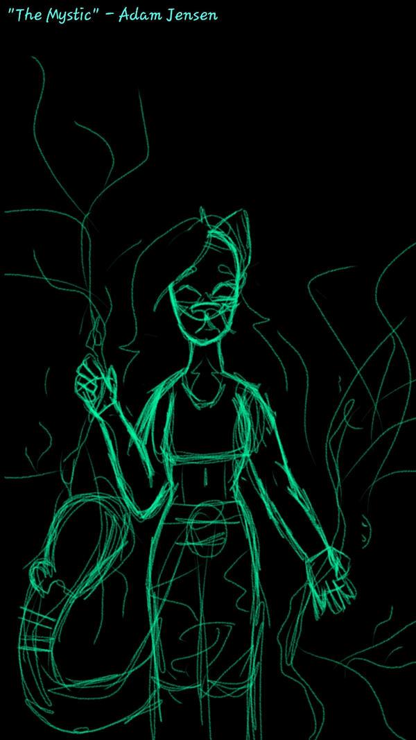 Pinewood sketch by Pineash