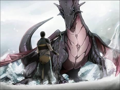 wild dragon appeared