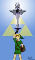 LoZ - Skyward Sword by Redfred92