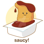 Saucy