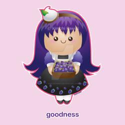 Fruit of the Spirit: Goodness by kimchikawaii