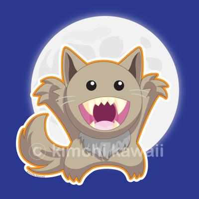 Howl at the Moon by kimchikawaii