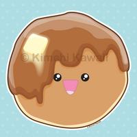 Pancake! by kimchikawaii