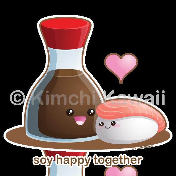 Soy Happy - the Remix by kimchikawaii