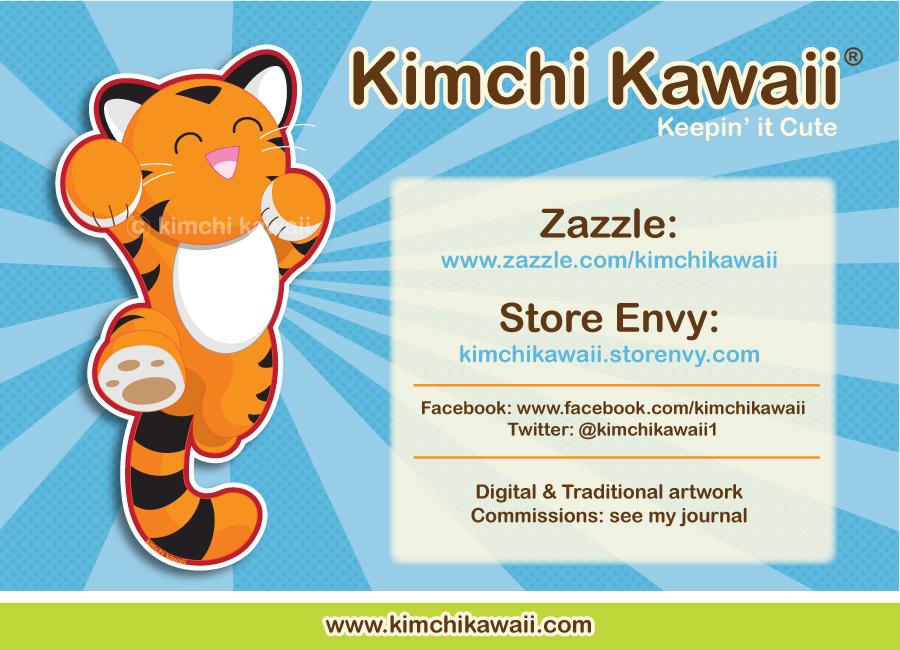 New New dA ID by kimchikawaii