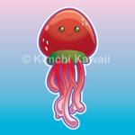 Strawberry Jellyfish