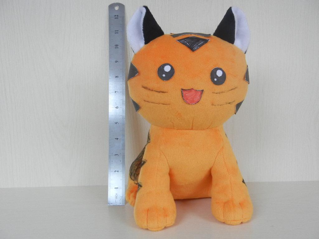 Kickstarter: Roary Plushie by kimchikawaii