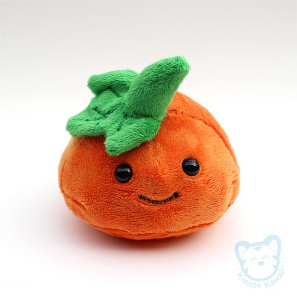 Cute Pumpkin Plushie by kimchikawaii