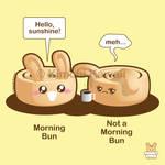 Morning Bun Pun