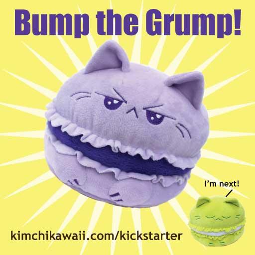 Bump the Grump by kimchikawaii