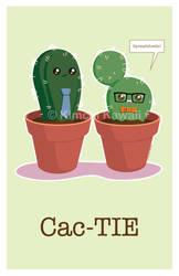 Cute Punny Cactus