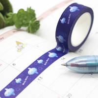 Cute Mola Mola Washi Tape