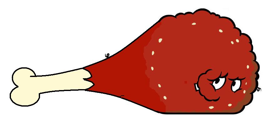 meatwad chicken wing by ninjablood15 on deviantart rh ninjablood15 deviantart com cartoon chicken wing background cartoon chicken wing images