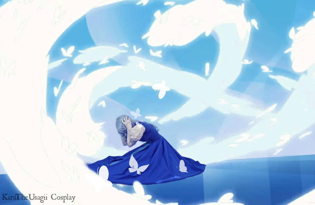 Sapphire (Edit 6) by KiraTheUsagii