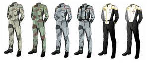 starfleet special forces uniform
