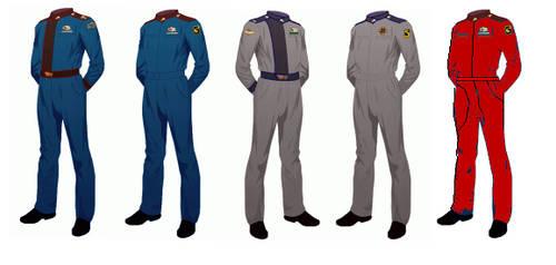 babylon 5 uniform