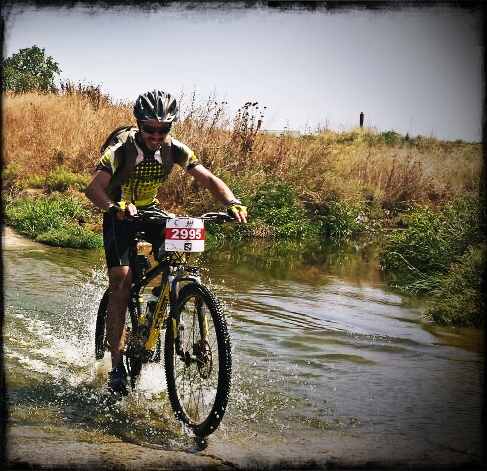 bike river crossing by guy191184