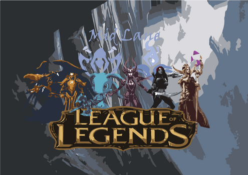 League of Legends Midlaners