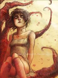 Mortis Daughter by Djinngin