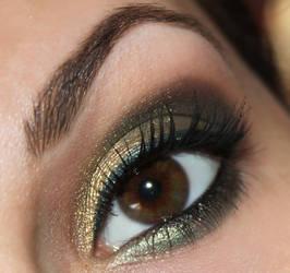Moonshine Eyeshadow Sommer  Fruehling by Talasia85