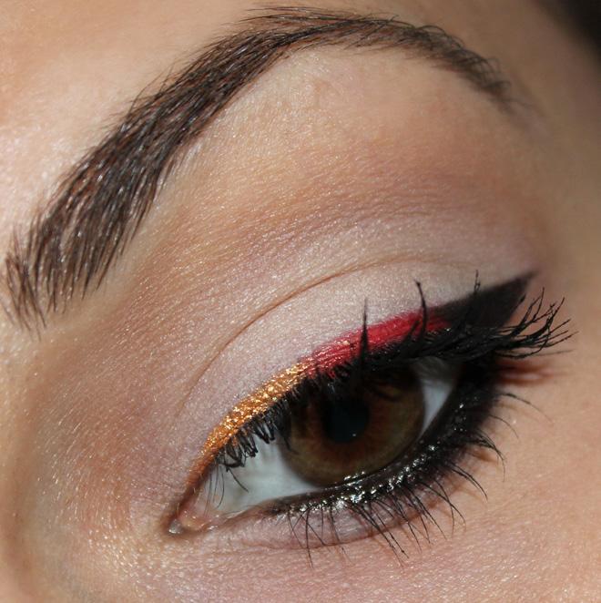 Team germany eyeliner by Talasia85