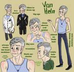 Van Heln by fluffyz