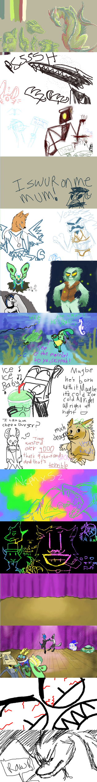 RESET iScribble 001 by fluffyz