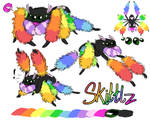 Skittlz 2016 by fluffyz