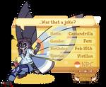 Cassandrilla ID NPC by fluffyz
