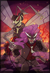 I Love Rock And Metal by fluffyz