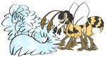Ghost and Bee Shni