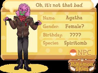 Agatha ID NPC by fluffyz