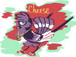 Cheese 1 by fluffyz