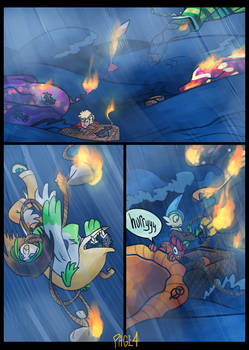 Hot Air Balloon Storm Collab Page 4
