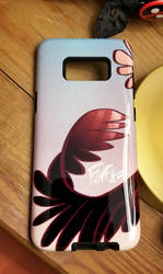 Fluffyz RedBubble Phone Case