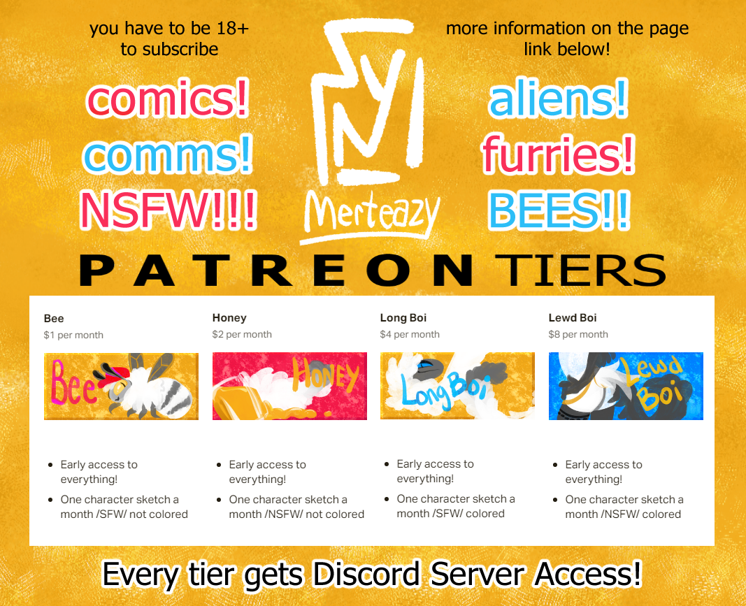 Join my patreon!