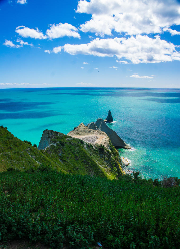 Cape Kidnappers by LueDscha