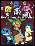 PMD: Restoring the Balance (OLD COVER)