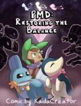 PMD: Restoring the Balance (Cover)