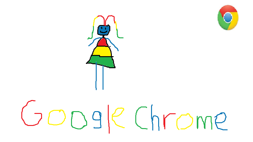 how to change google chrome style