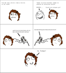 Weirdo Meme Comic by Peppermintpony899