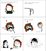 Pills Meme Comic by Peppermintpony899